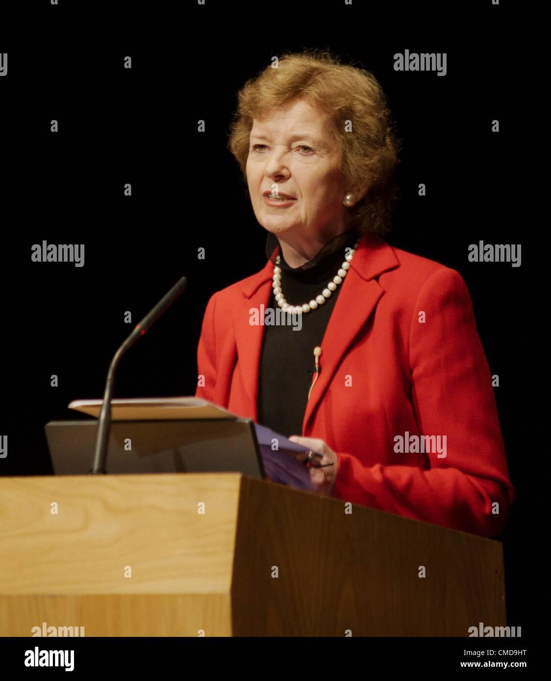 Mary Robinson northern ireland