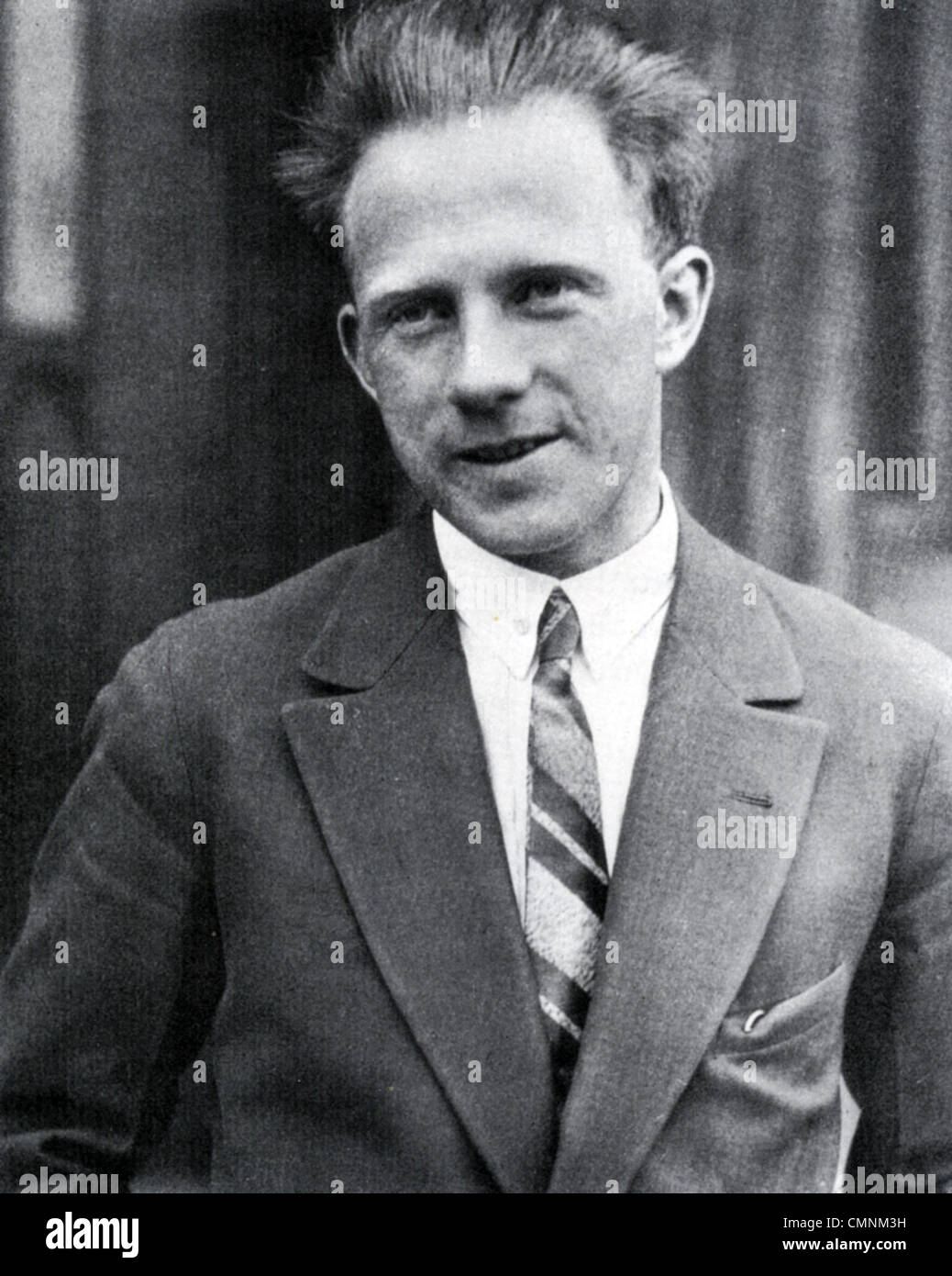 WERNER HEISENBERG (1901-1976) German theoretical physicist ...
