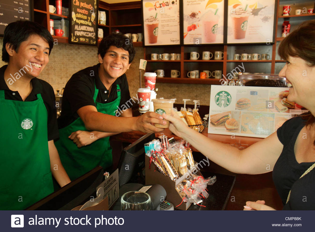 starbucks ethnocentric Starbucks coffee: standardization and adaptation strategy introduction starbucks' business concept and history when academics jerry baldwin, zev siegel, and.