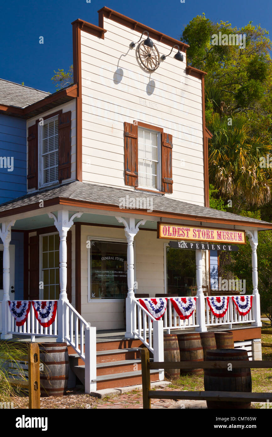 The Oldest Store Museum In St Augustine Florida USA America - Oldest museums in usa