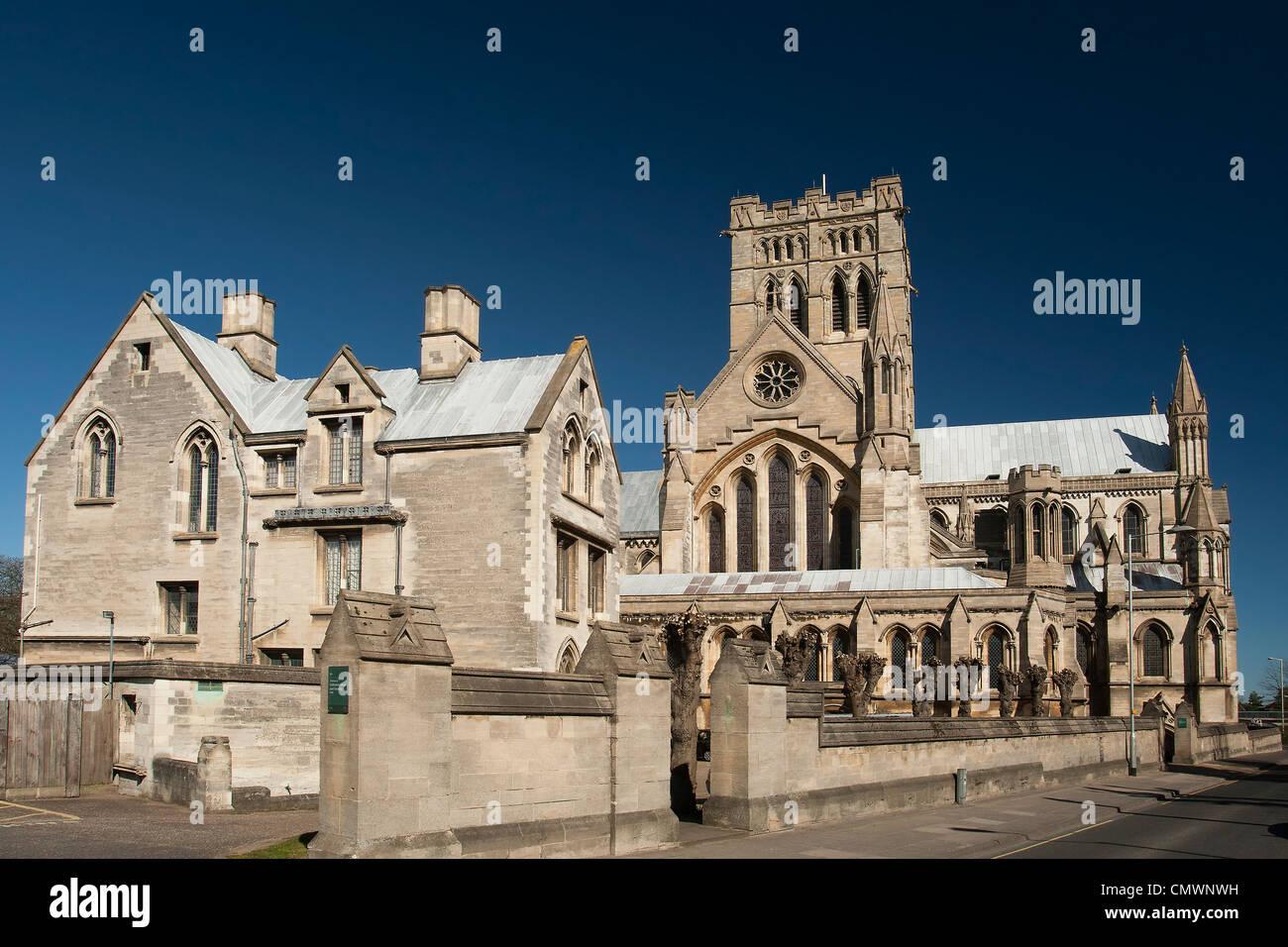 Roman Catholic Cathedral Of St John The Baptist Norwich