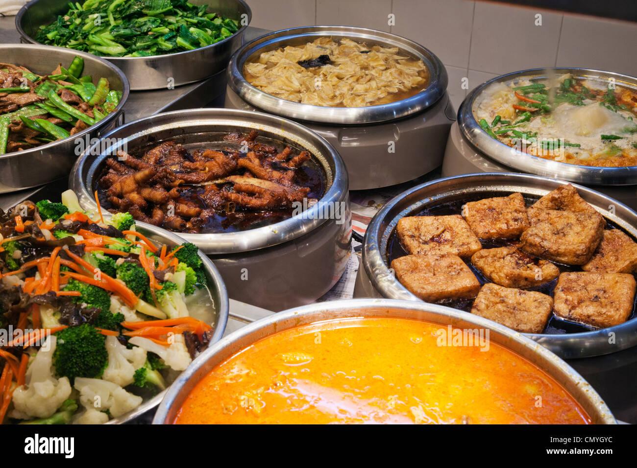 Lau Pa Sat Food