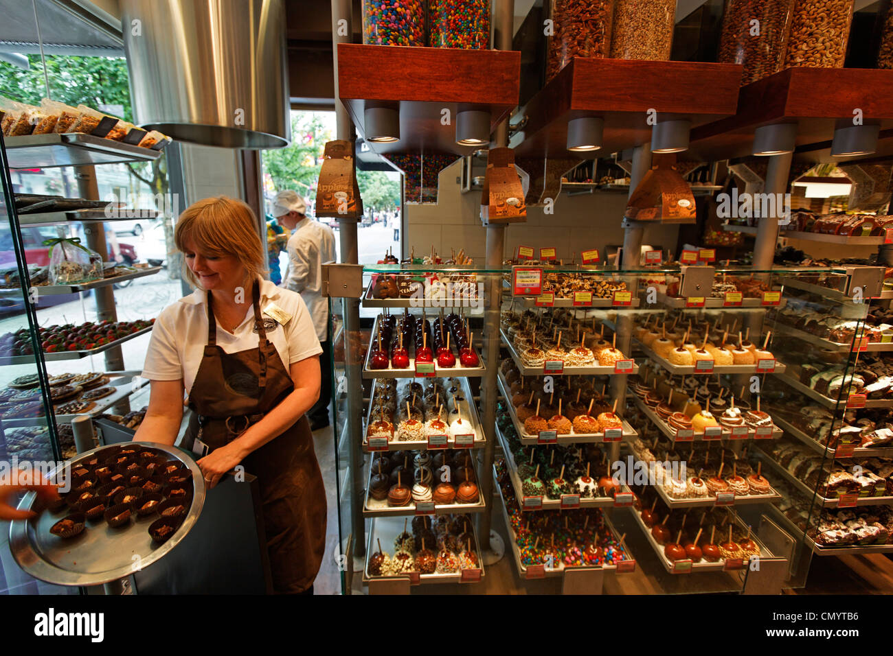 Rocky Mountain Chocolate Factory, Shopping, Vancouver City, Canada ...