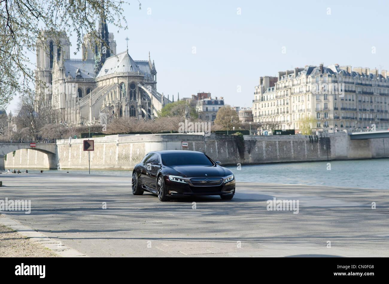 Citroen Concept Cars 2012