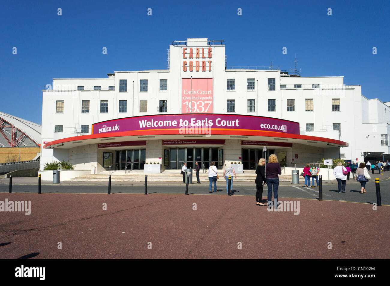 Earls Court exhibition hall, conference centre corporate ...