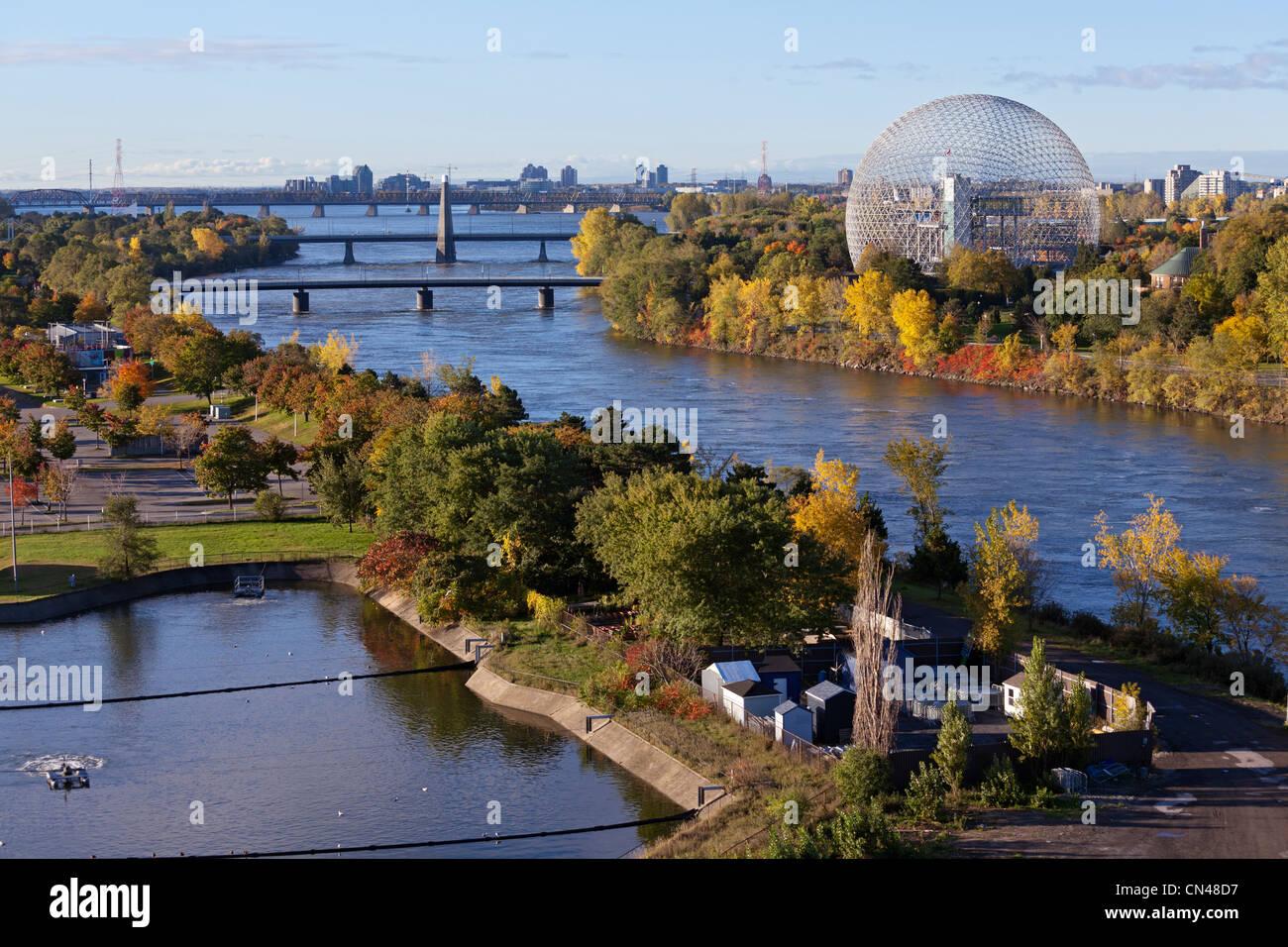 Montreal Island Quebec