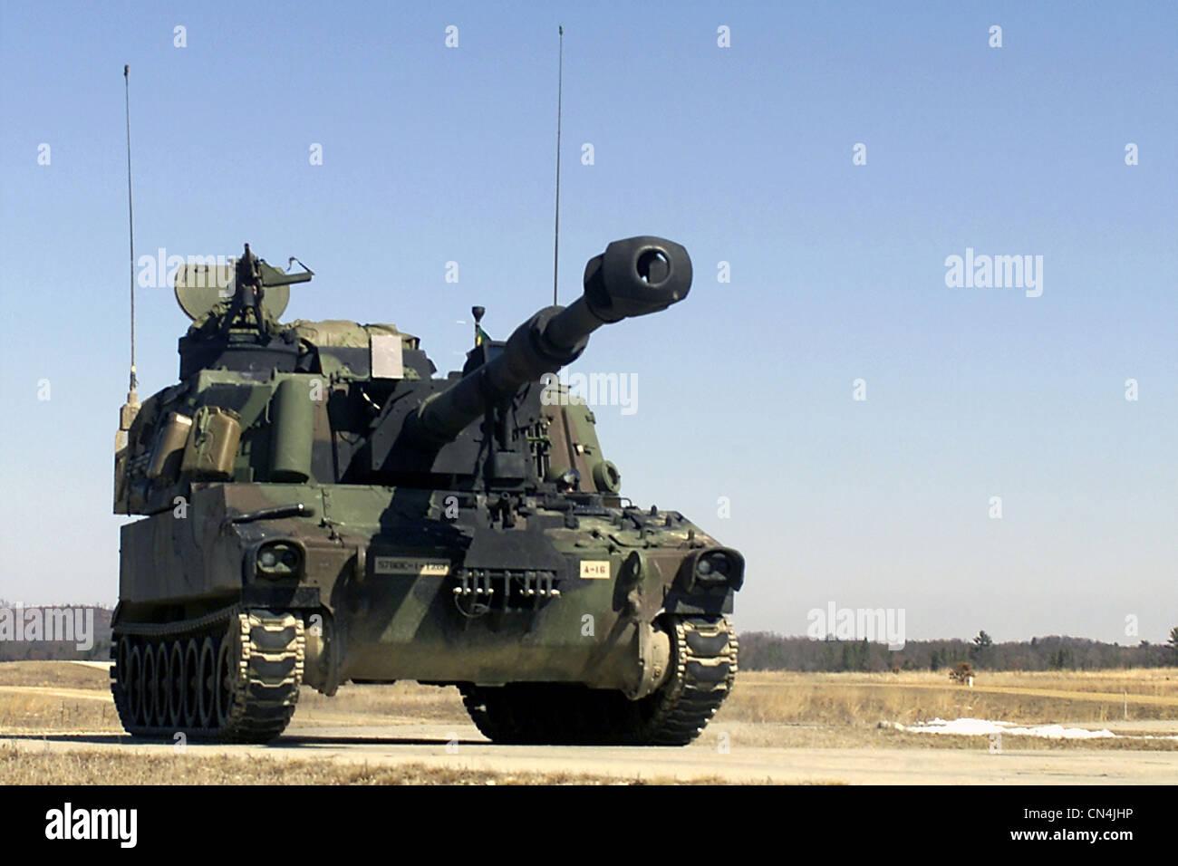 M109 howitzer - Wikipedia