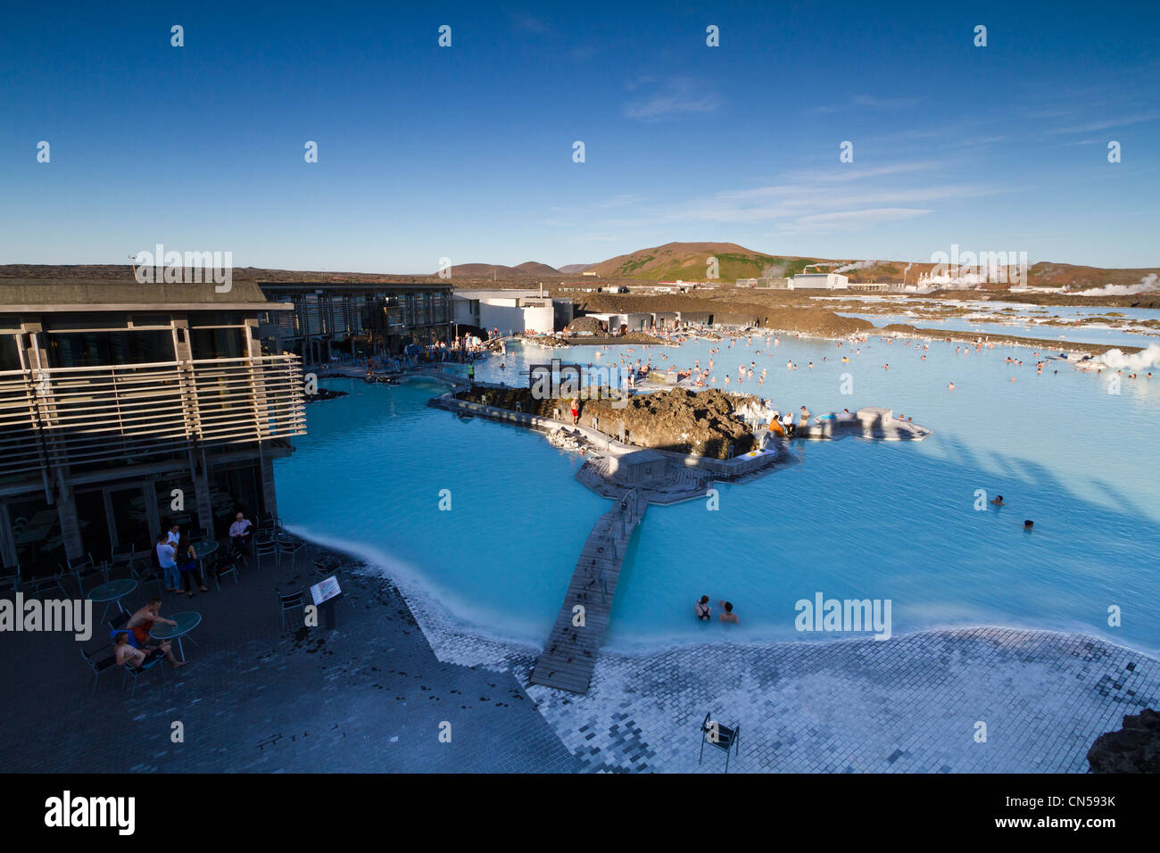 Iceland sudurnes region reykjanes peninsula blue lagoon for Blue lagoon iceland accommodation