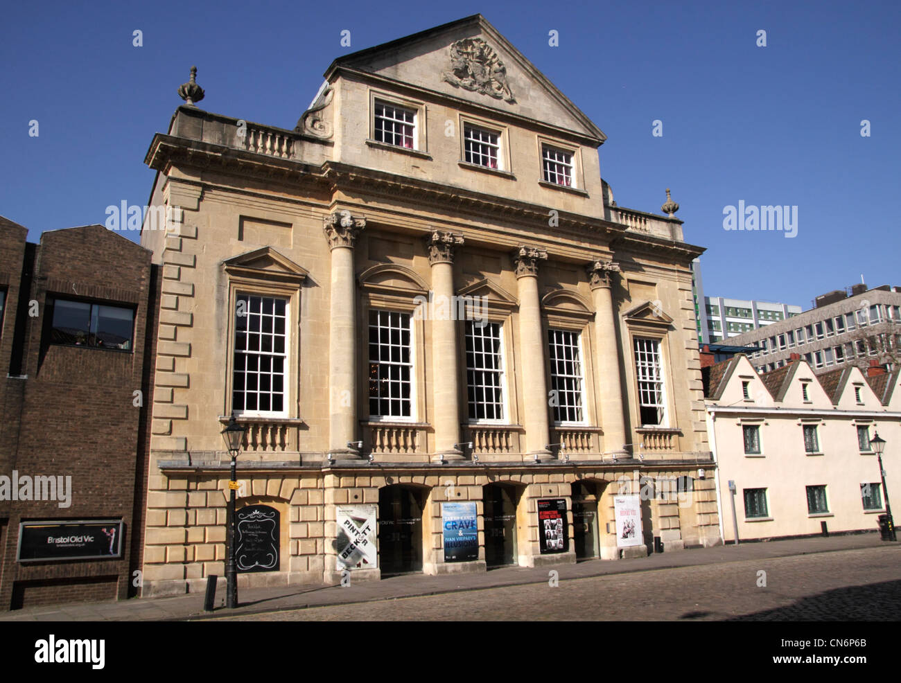 Theatre royal king street bristol home of bristol old vic for Classic house bristol
