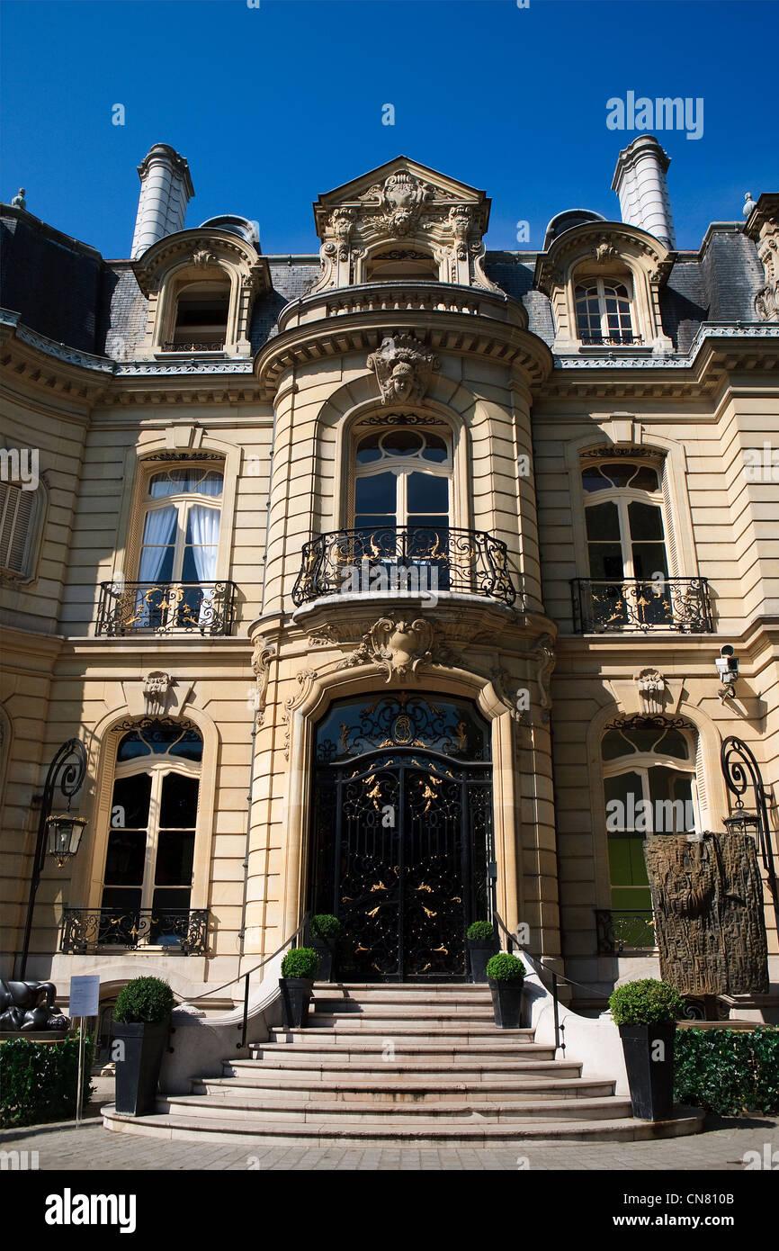 Hotel Des Champs Elysees France Paris Rond Point Des Champs Elysees Marcel Dassault