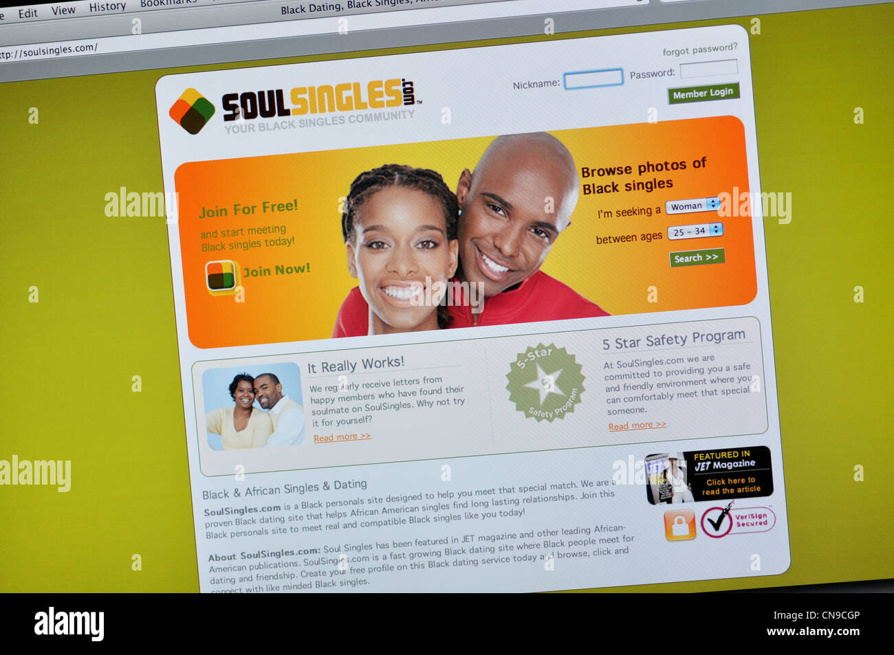 African american dating websites free