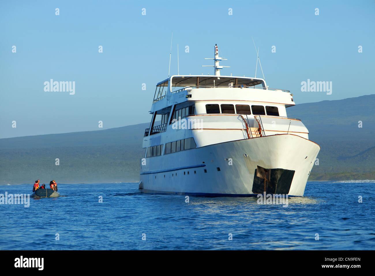 Ecuador Galapagos Islands Isabela Island Puerto Villamil Grand - Cruise ships to the galapagos islands