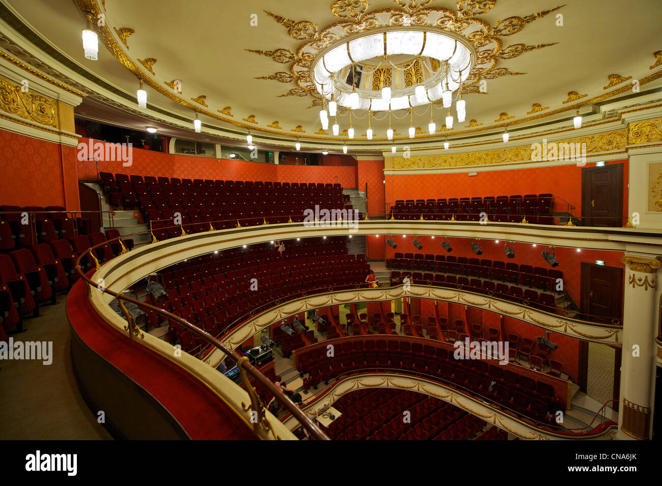 France haut rhin mulhouse theatre de la sinne stock - Boutique free mulhouse ...