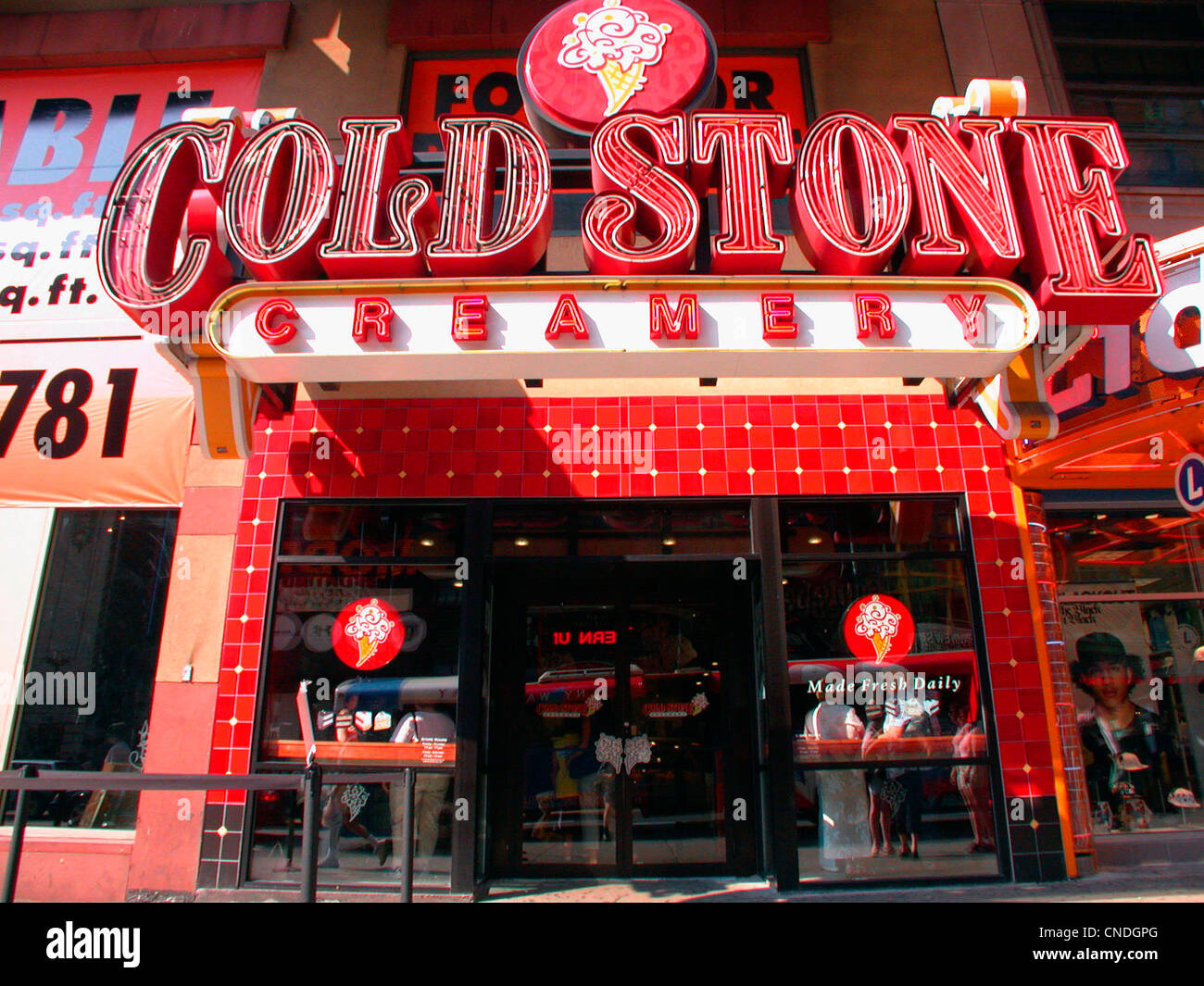 Cold Stone Creamery New York NY locations, hours, phone number, map and driving directions.