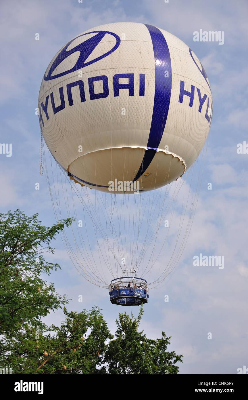 Monte casino hot air balloon detroit hotel and casino