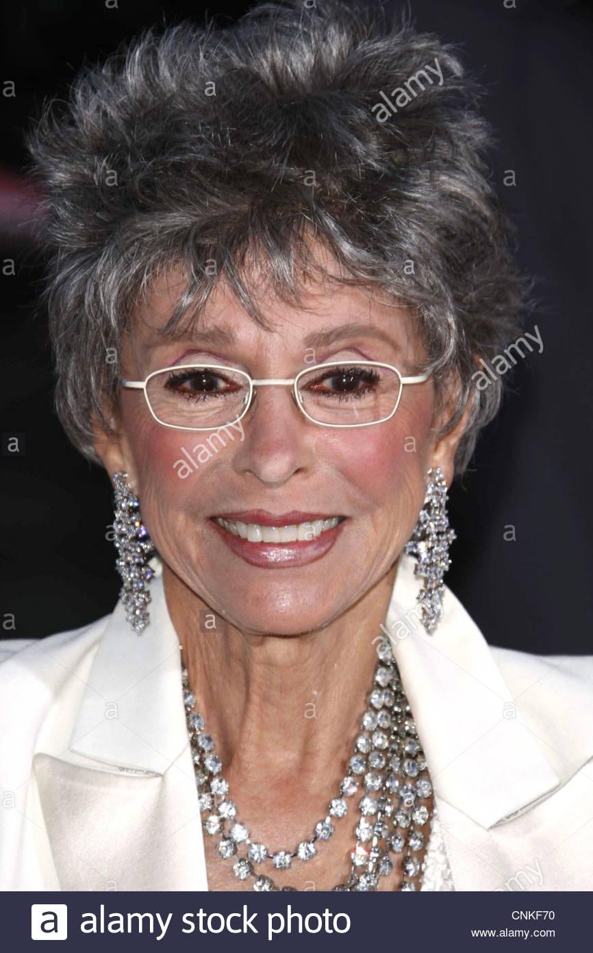Rita Moreno personality