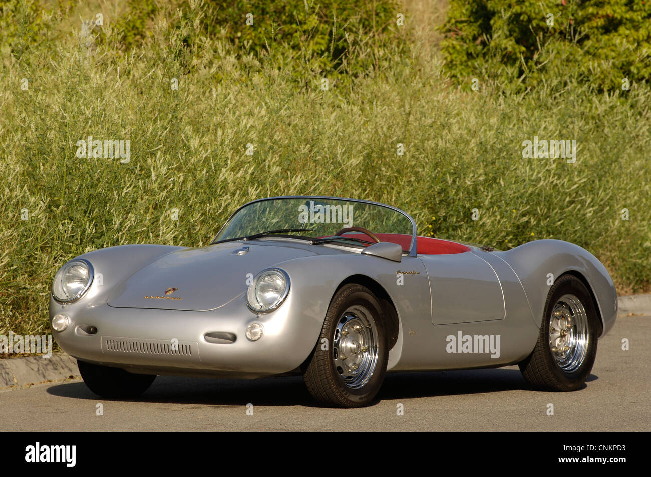 porsche 550 spyder james dean replica