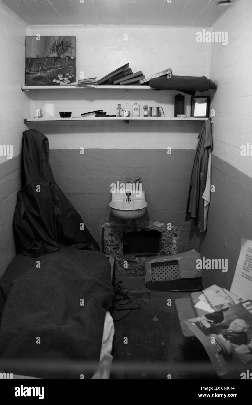 Alcatraz San Francisco America Prison Cell Escape