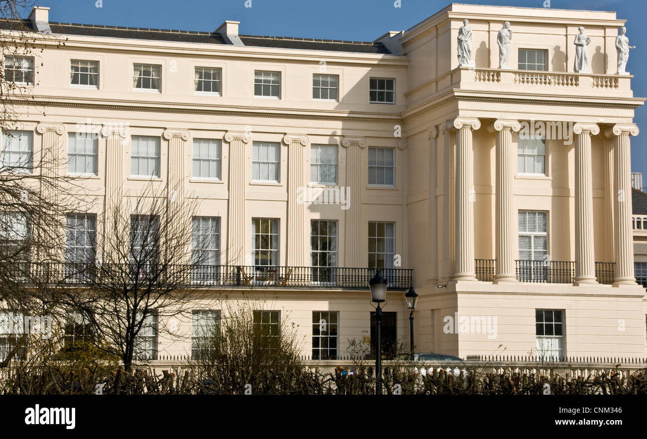 Grade 1 Listed Regency Style Cumberland House Designed By