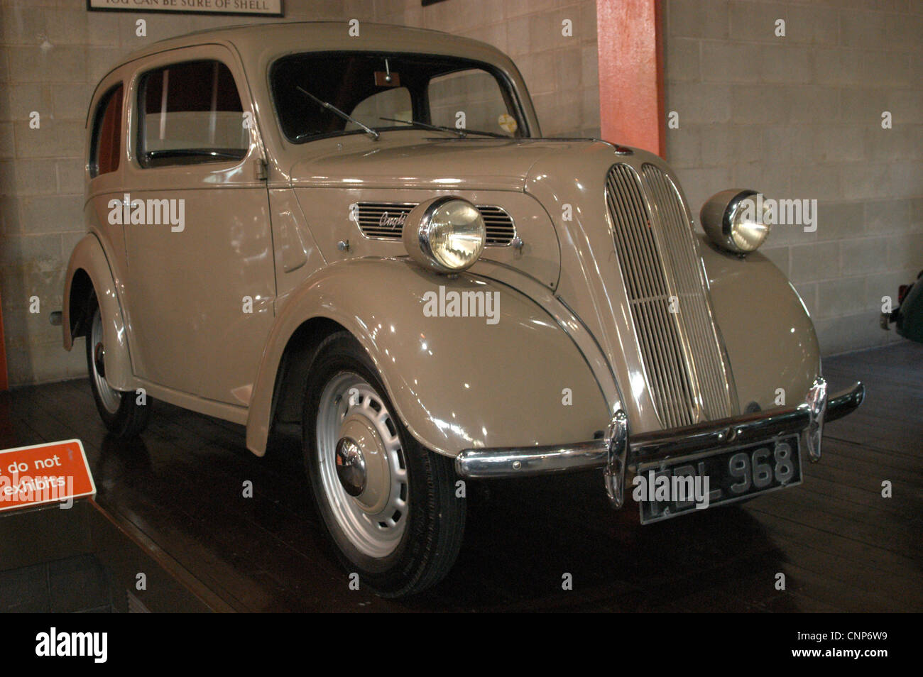 Ford Anglia E494a 1949 Produced By Ford Motor Co Ltd