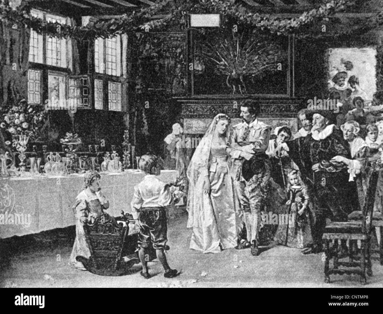 Marriage And Dating In The 17th Century