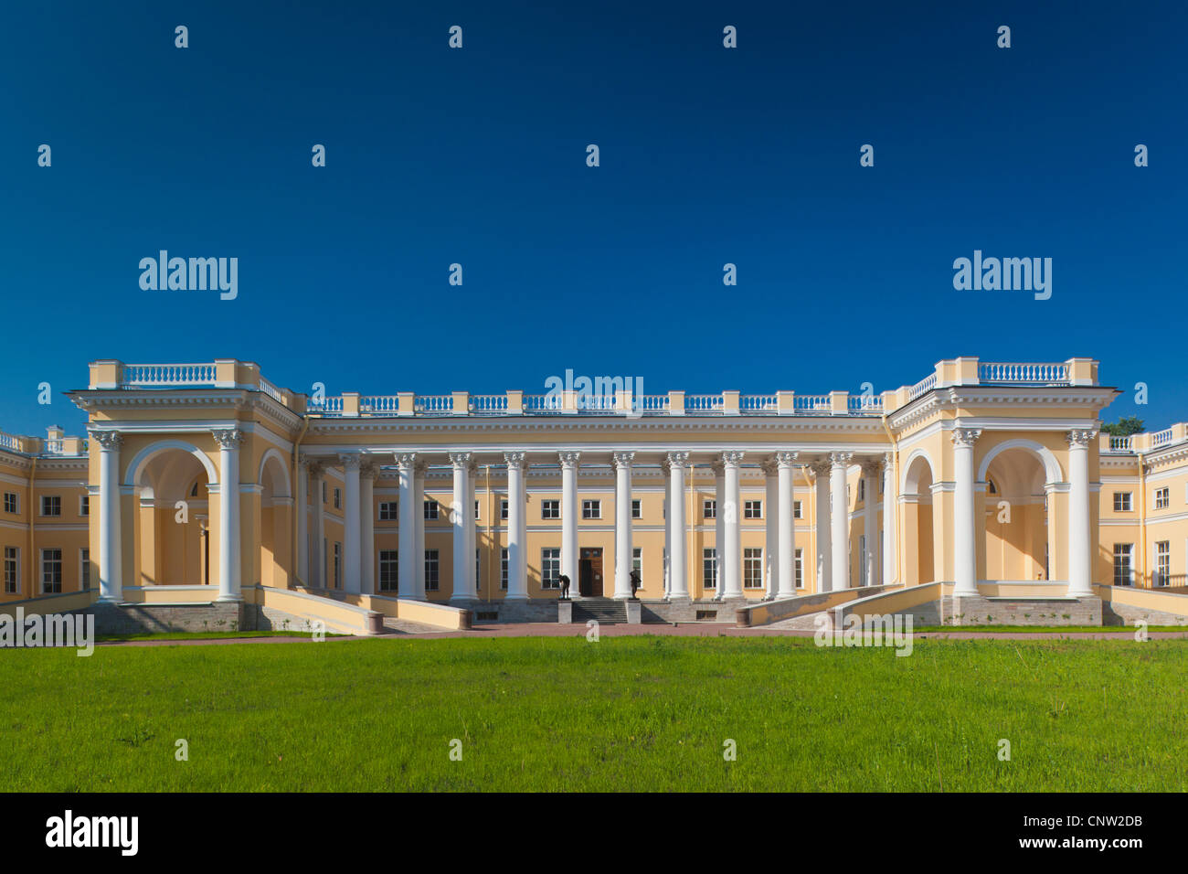 Russia, Saint Petersburg, Pushkin-Tsarskoye Selo ...