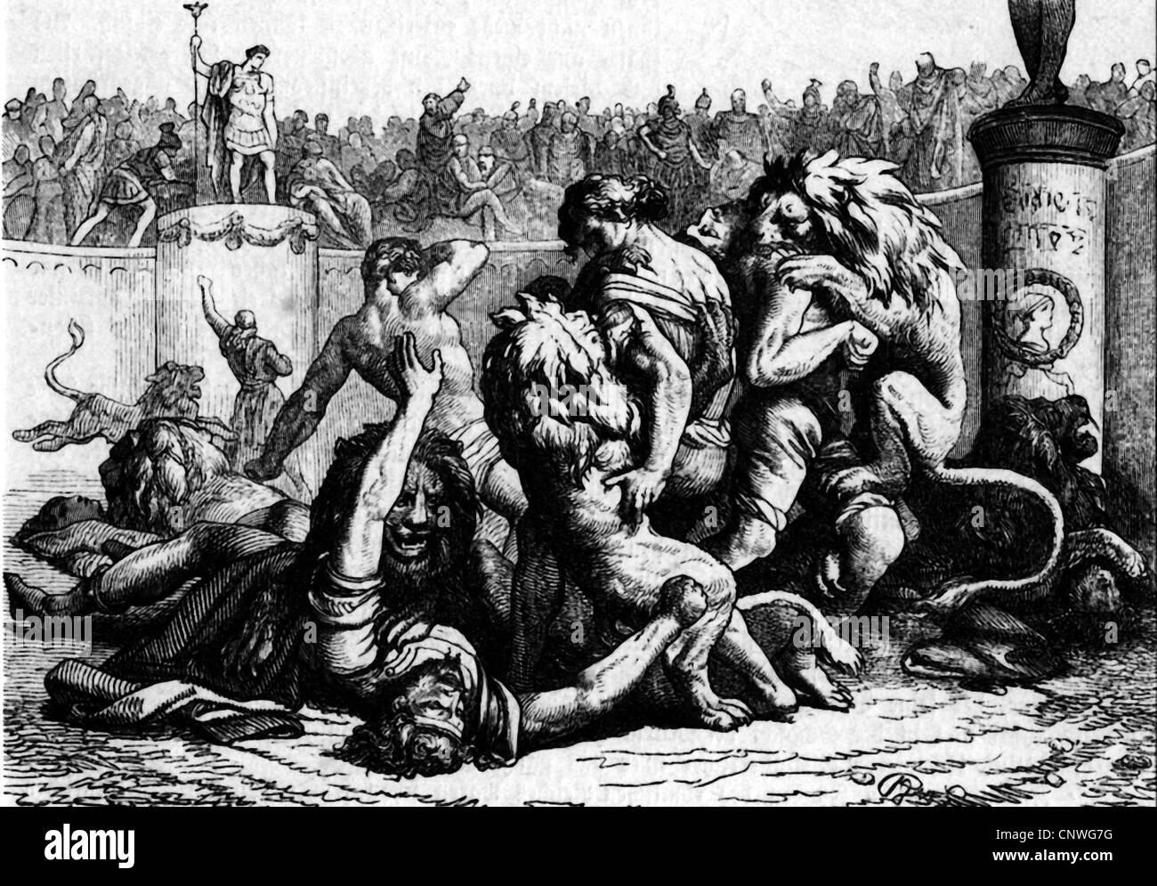 roman persecution of chrisitians We would like to tackle two important questions about the treatment of christians in the roman empire was persecution a consistent imperial policy, and what types of.