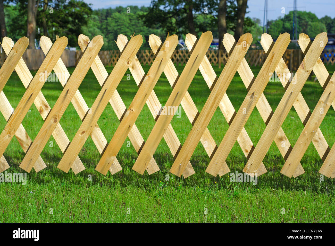 Low Wooden Fence Staxel: The Small Wooden Fence Fencing Off Places On The Camping