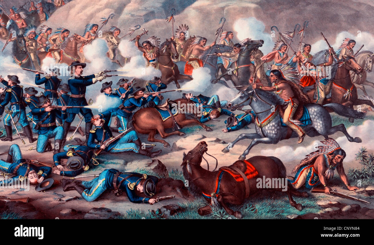 battle of little big horn The 140th anniversary of the battle of the little bighorn published: june 23, 2016 you hear it all the time now the united states has been at war - pause - for.