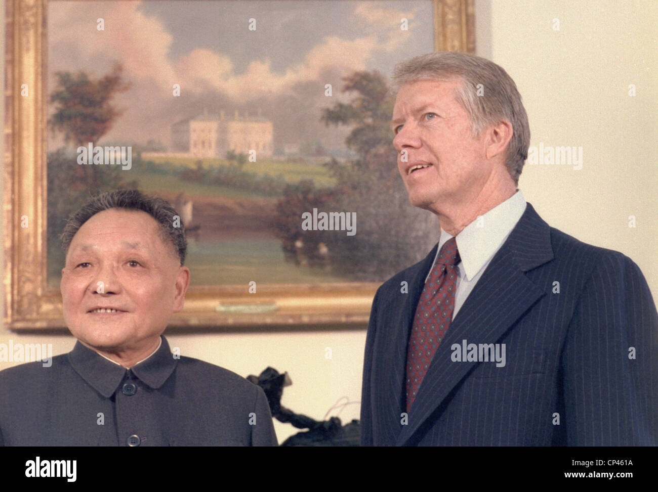 jimmy carter oval office. deng xiaoping and jimmy carter in the oval office during chinese vice premieru0027s nine day state visit january 1979