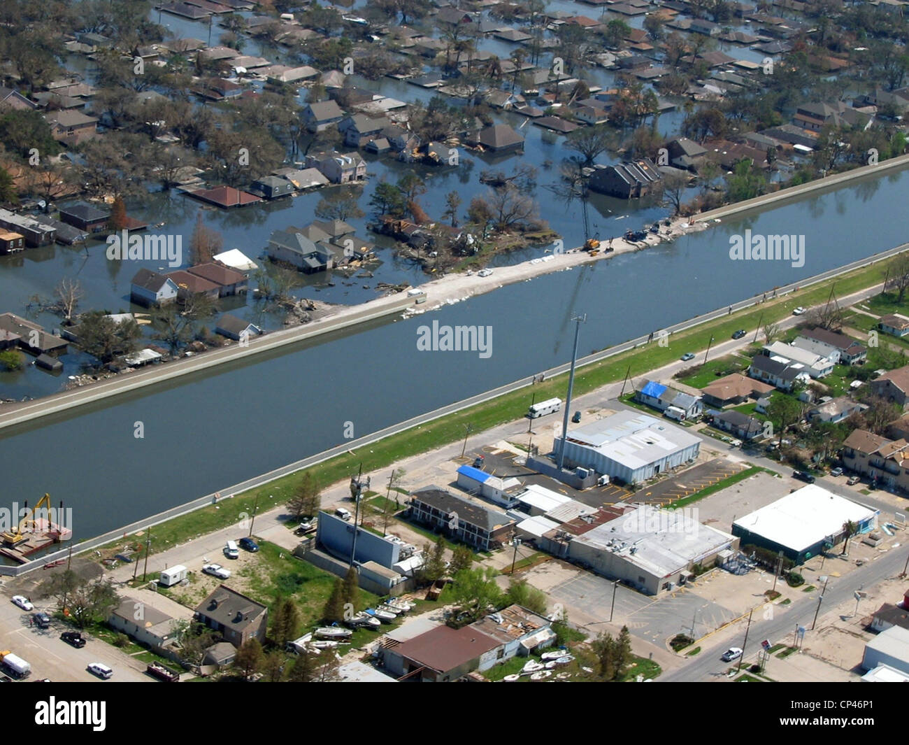 when the levees break When the levees break kristina lee podesva after 9/11, hurricane katrina was  the next incomprehensible disaster found writ large in pictures and in the.