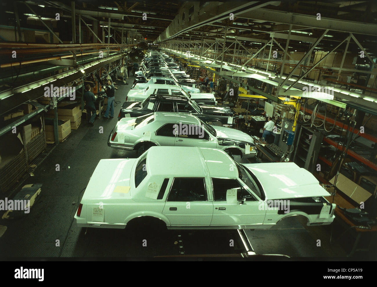 Usa Michigan Detroit Automotive Ford Motor Company