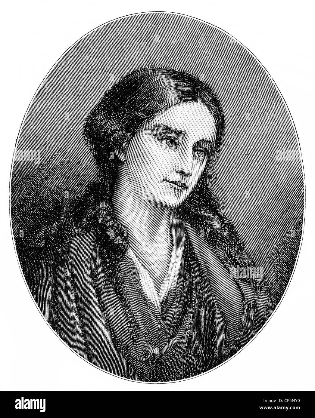 Margaret Fuller (1810-1850)