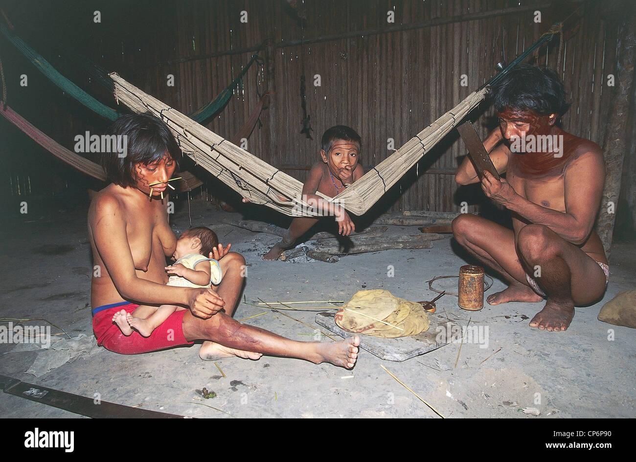 Amazon tribe nudist pornos download
