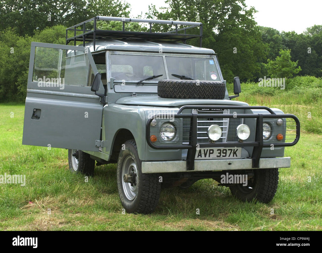 landrover land rover this is the series 3 model made in 1971 it is stock photo royalty free. Black Bedroom Furniture Sets. Home Design Ideas