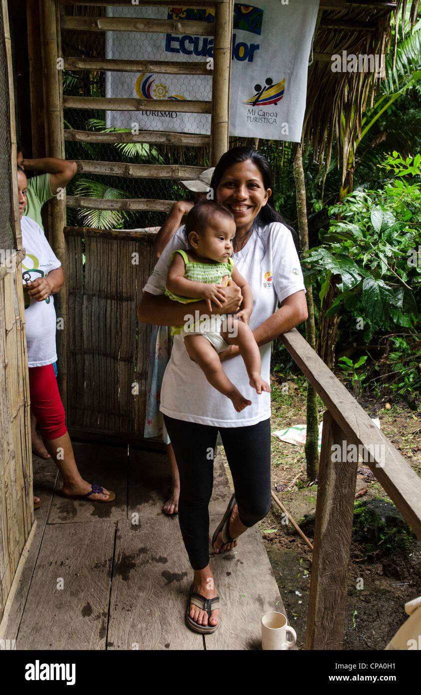 Amazon Basin People