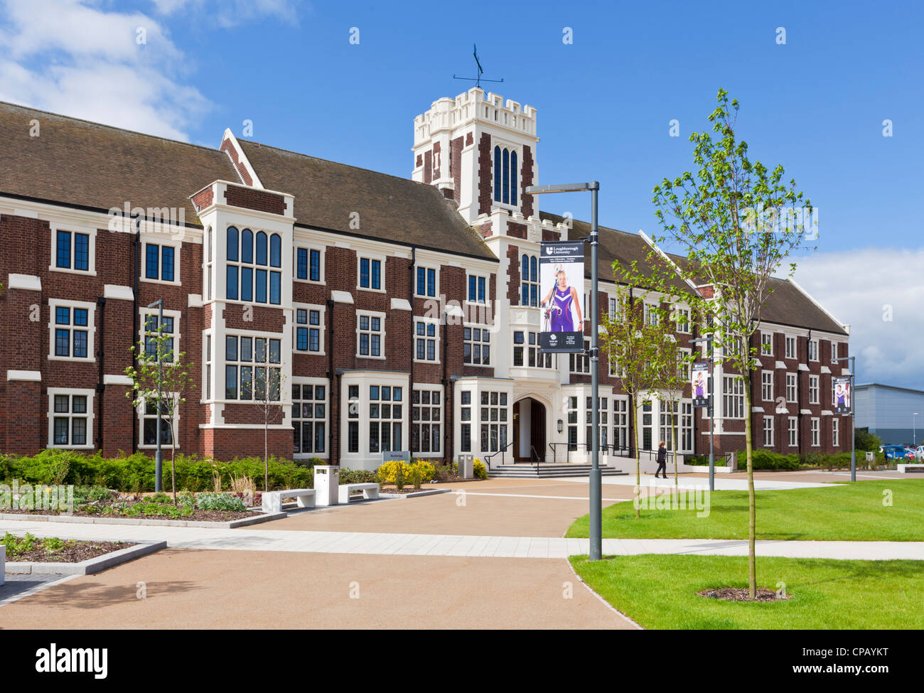 Loughborough University Buildings