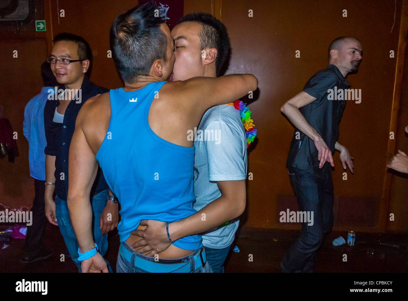 Asian gay mature