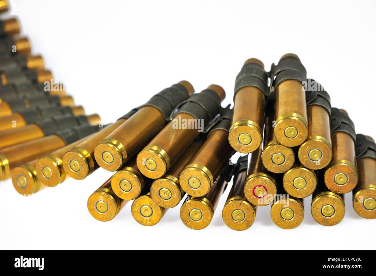 50 cal machine gun ammo