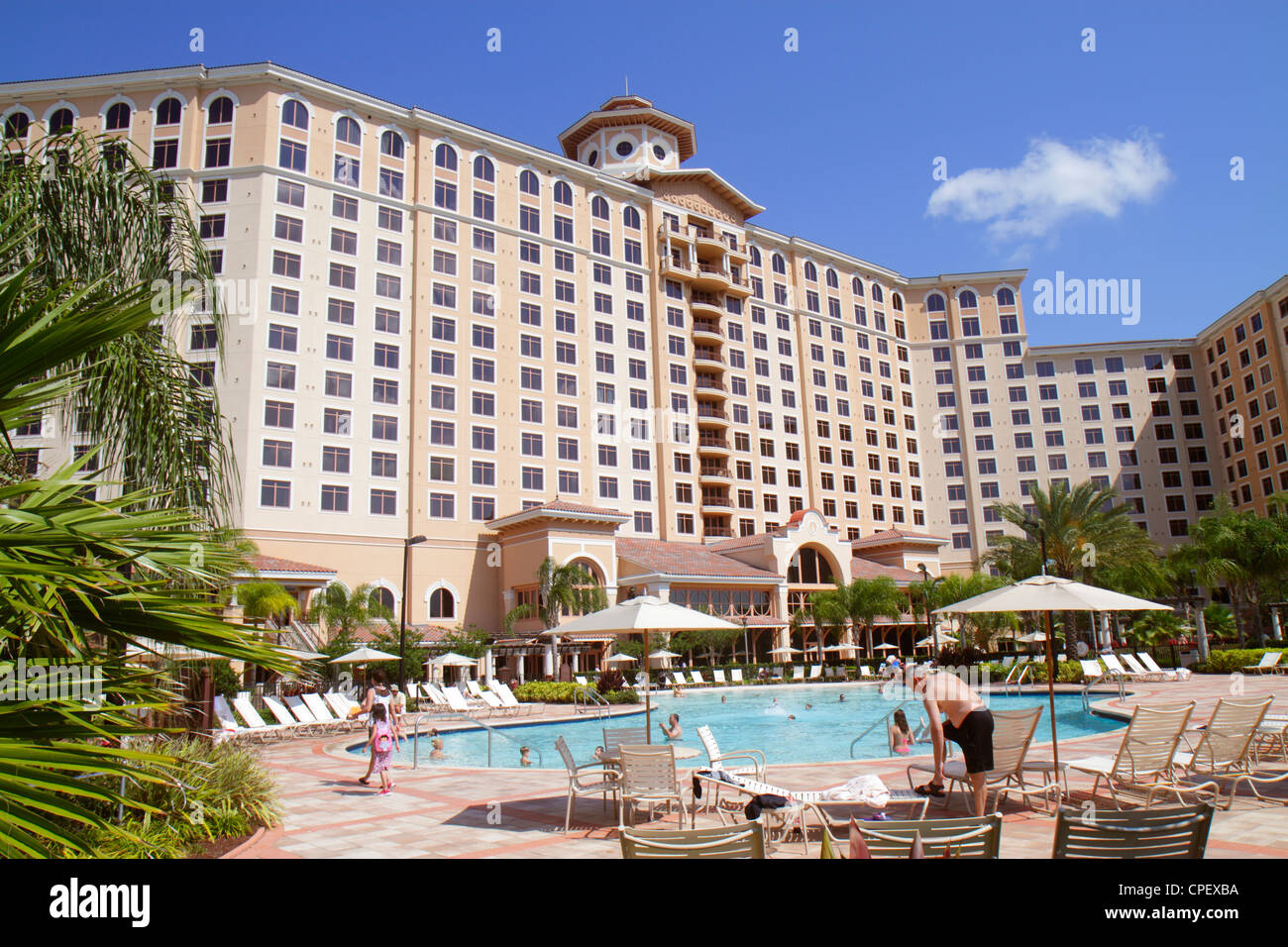 hotel in orlando stock photos & hotel in orlando stock images - alamy
