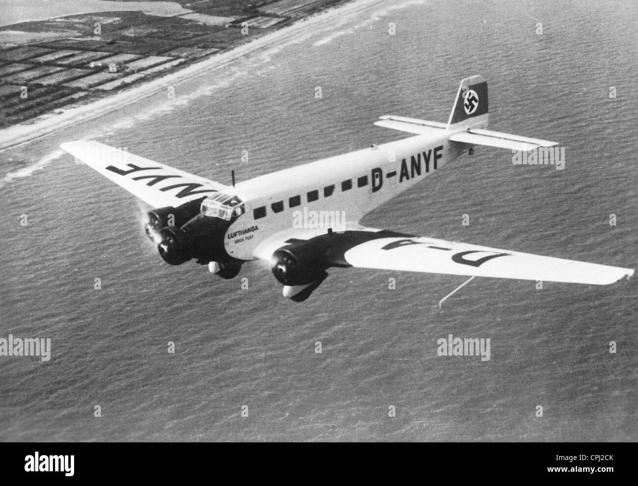 9 Private Junkers Ju-52/3m Photo by Krzysztof Kaczala | ID 361731 ...