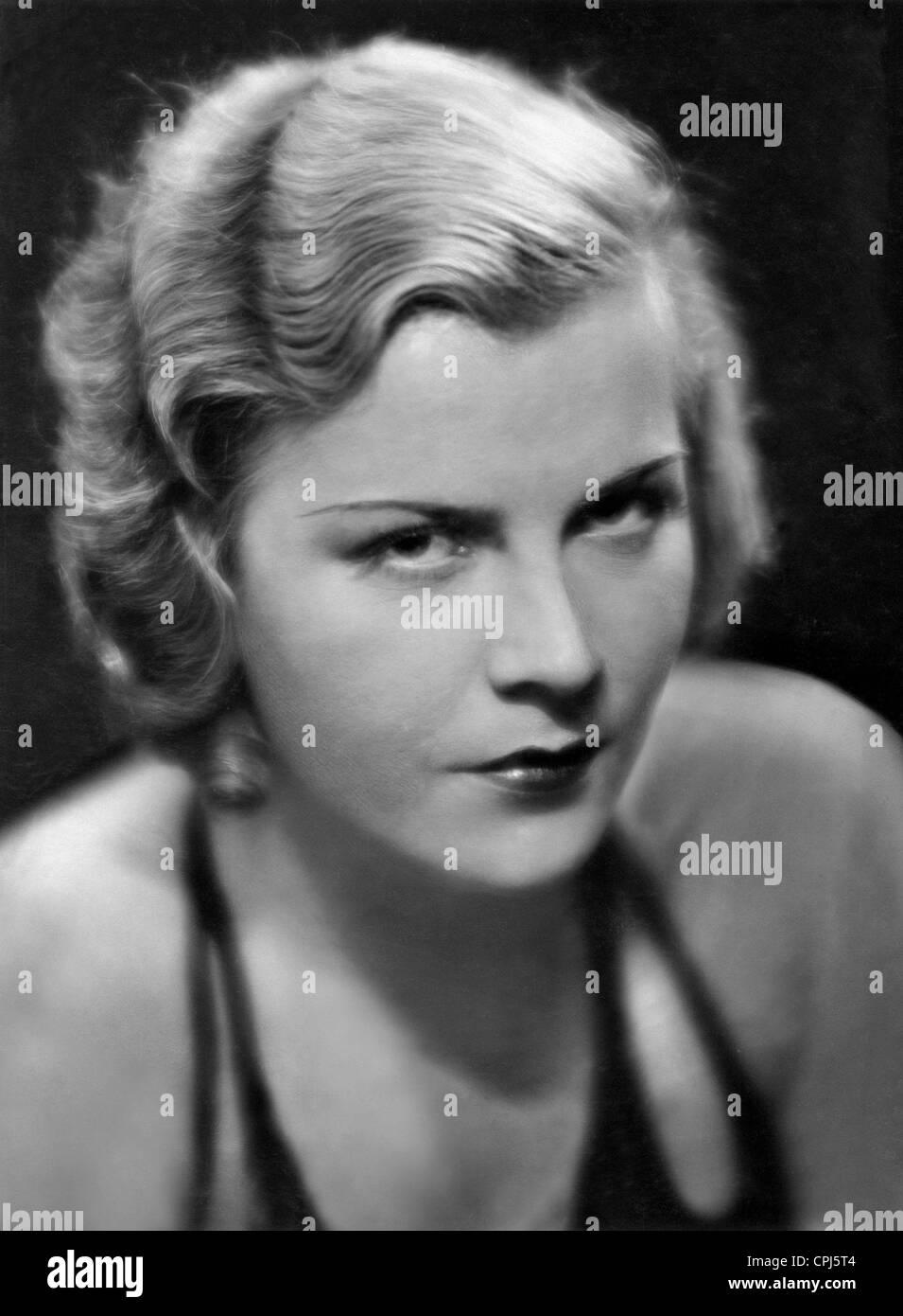 Renate Mueller, 1932 Stock Photo, Royalty Free Image ...