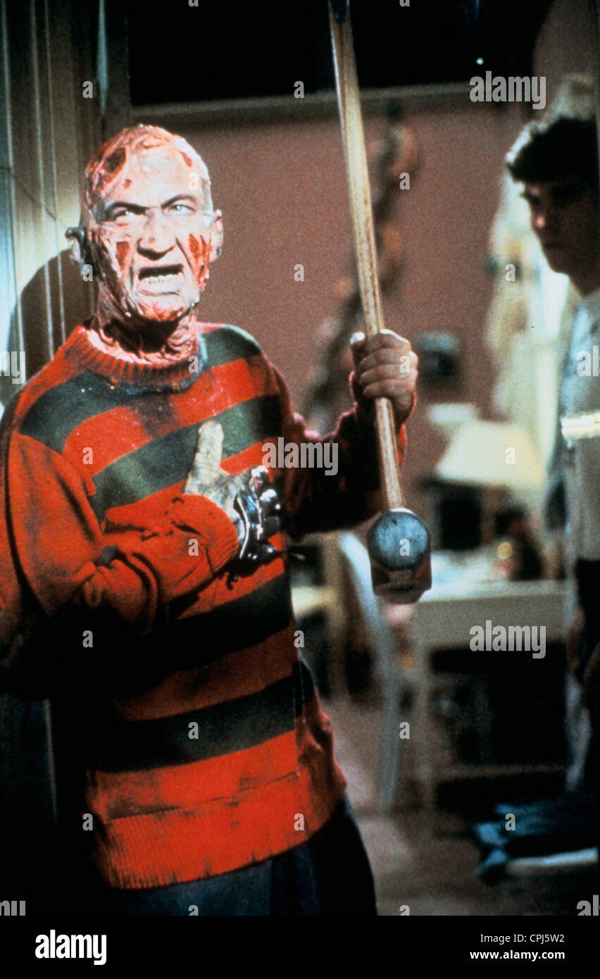 A Nightmare On Elm Street Part 2: Freddy's Revenge Stock ...