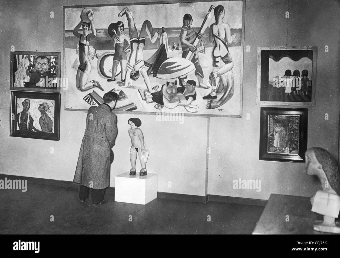 the degenerate art exhibition and the Confiscated by the german government, exhibitions of degenerate artworks took place in cities including berlin, dresden and leipzig  degenerate art exhibitions.
