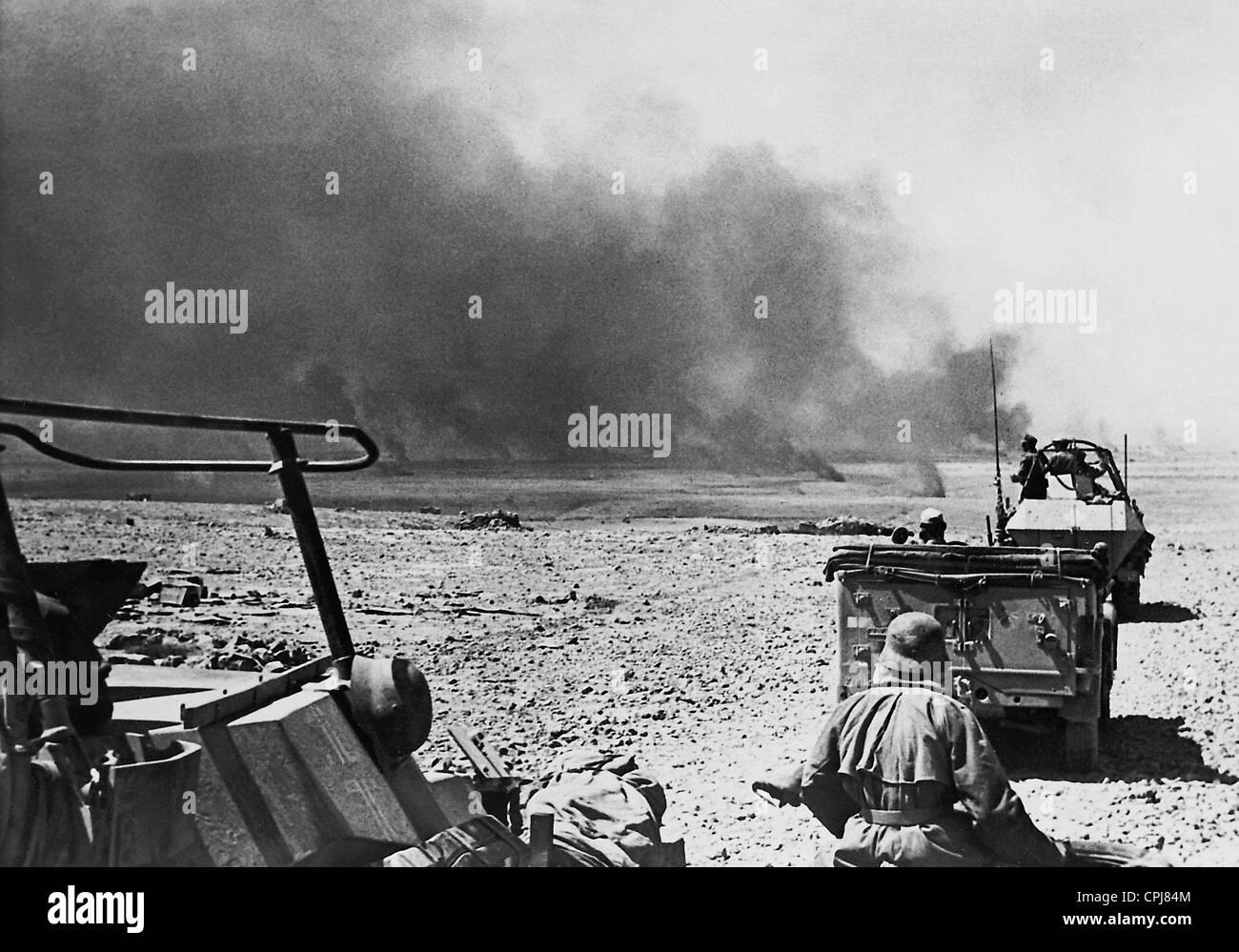 Afrika Korps - The Battle of The Damned (1) - YouTube