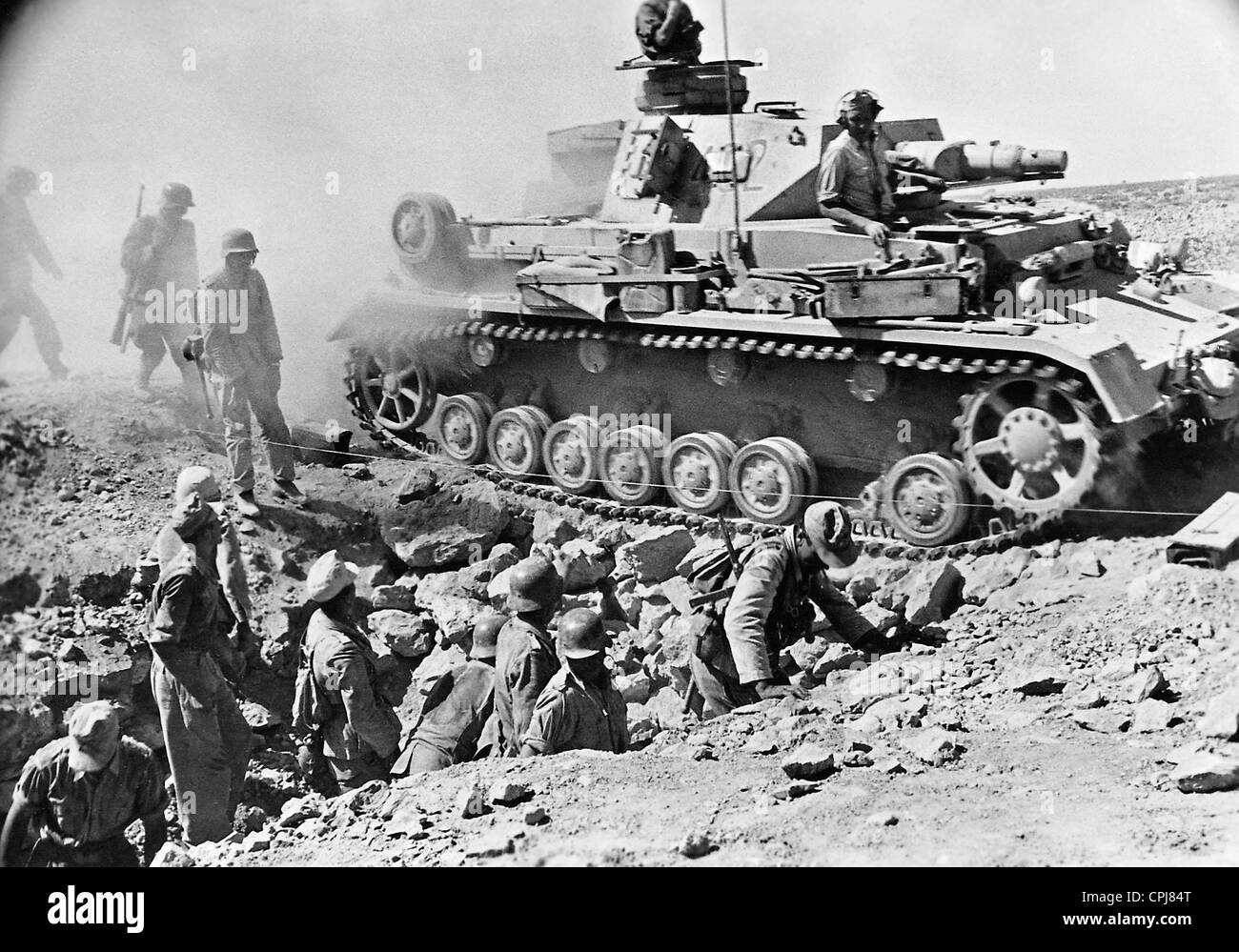 Veteran'-s Day: Remembering WWII Battles in North Africa