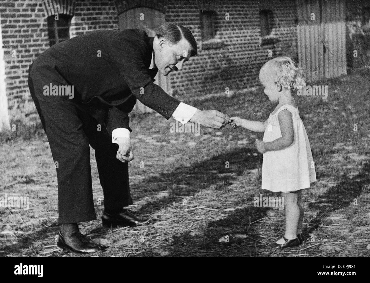 adolf hitler the child New jersey only bans names that include obscenities, numerals, or symbols, so  the campbells were totally in the clear when naming their children adolf hitler.