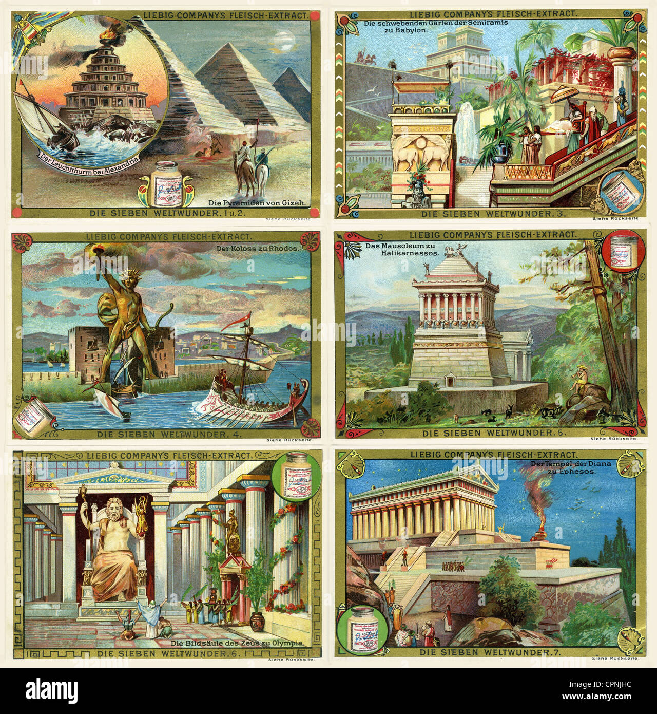 the seven ancient wonders of the Learn more about the seven wonders of the ancient world: the great pyramid at giza, the hanging gardens of babylon, the temple of artemis at ephesus, the statue of zeus at olympia, the.