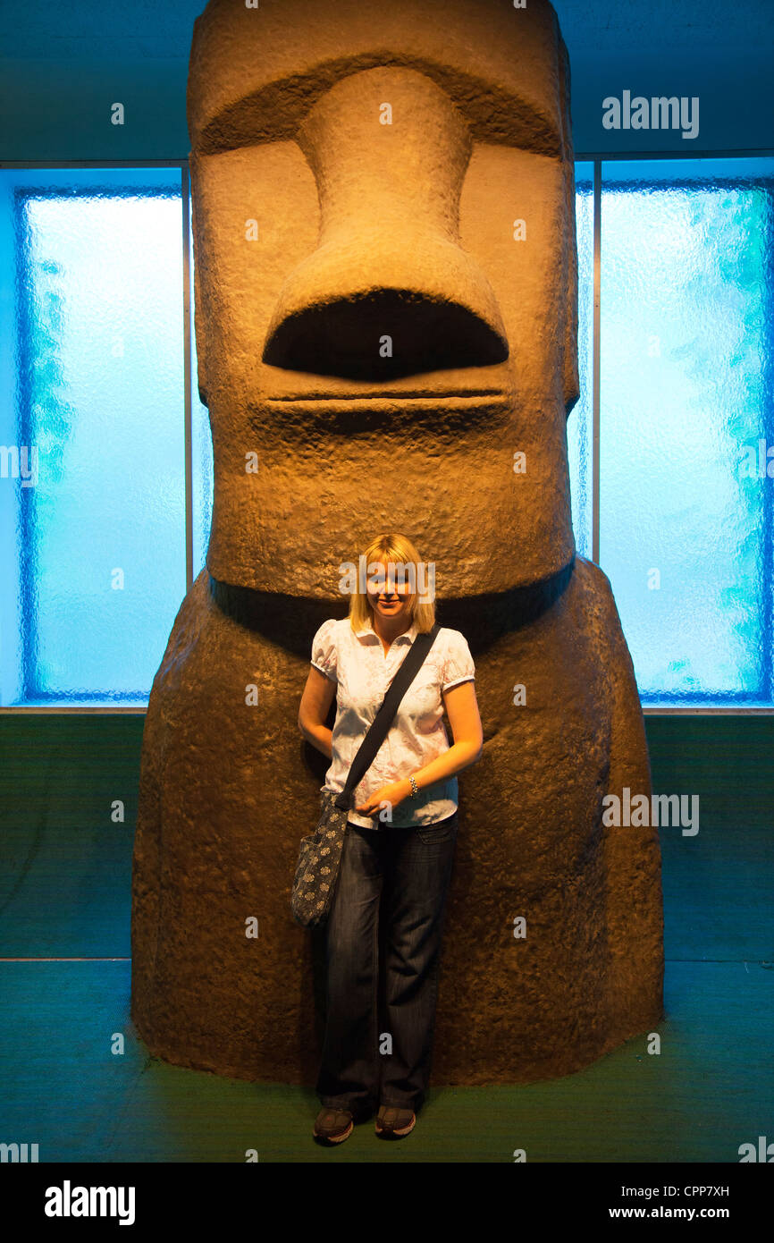 Easter Island Museum Of Natural History