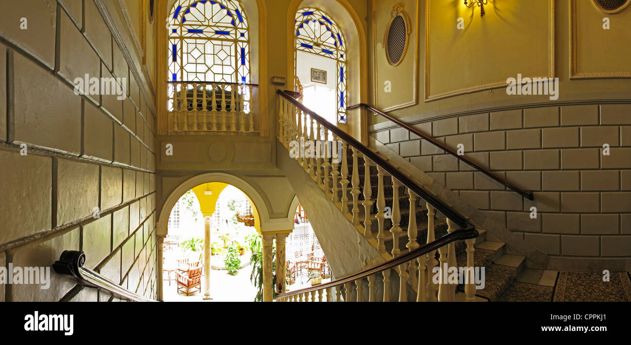 Hotel Simon Spain Andalusia Seville Hotel Simon Spanish Andalusian Stairway